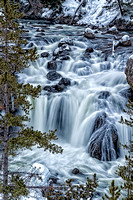 Cascades of the Firehole River?