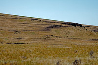 Ice age flood marks